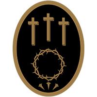Emblema Cofradía de las Siete Palabras de Jesús en la Cruz