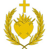 emblema Cofradía de Nuestra Señora de las Angustias y Soledad