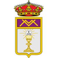 emblema Real Cofradía del Santísimo Sacramento de Minerva y la Santa VeraCruz