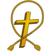 emblema Cofradía del Santo Cristo del Perdón